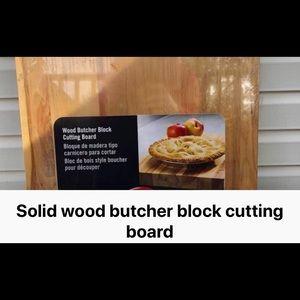 Kitchen wood cutterblock